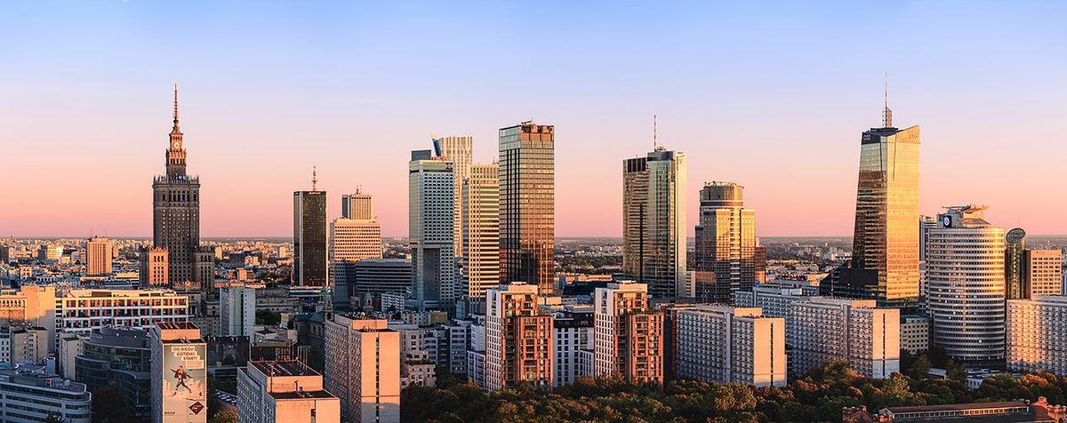 Financial Times: Warszawa finansowym centrum Europy