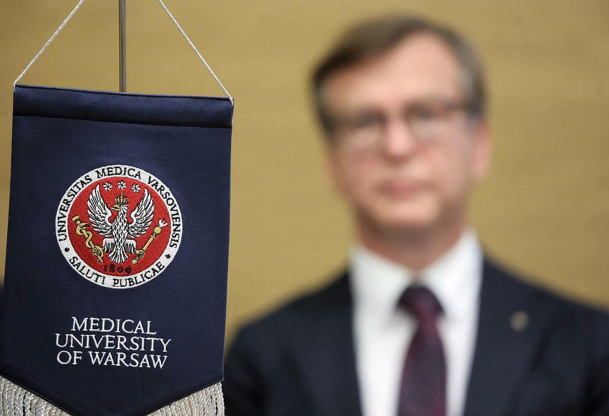 Koronawirus w Polsce. Warszawski Uniwersytet Medyczny odwołał wszystkie wykłady