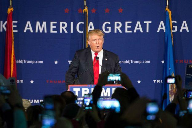 Donald Trump chce zamknąć internet