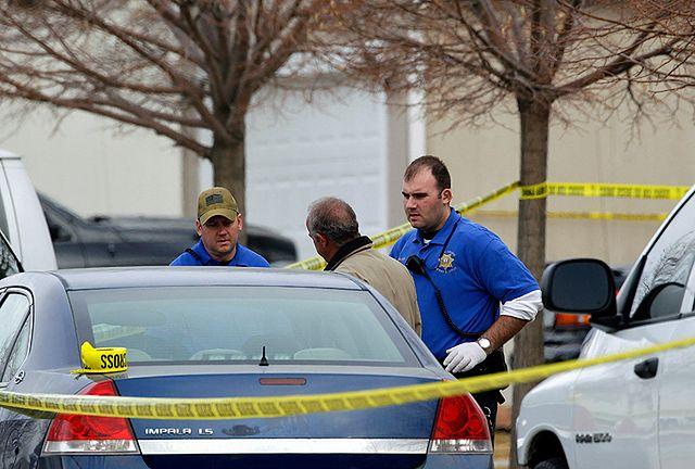 Szaleniec zabijał w USA, nie żyją 4 osoby - zdjęcia