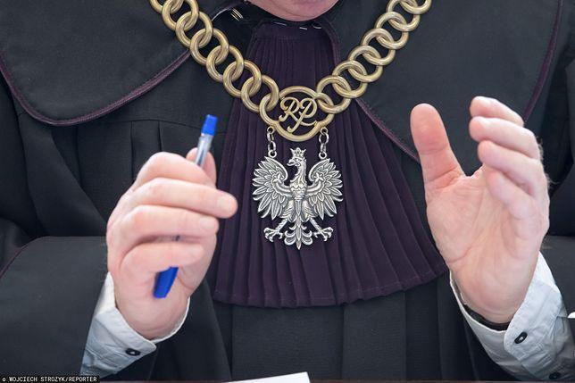 Sondaż. Polacy zabrali głos ws. odpowiedzialności sędziów.