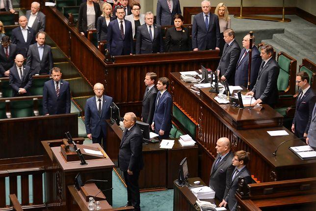 Na uroczystości poświęconej uczczeniu pamięci Pawła Adamowicza zabrakło Jarosława Kaczyńskiego