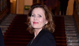 Grażyna Szapołowska jest jedną z legend polskiego kina