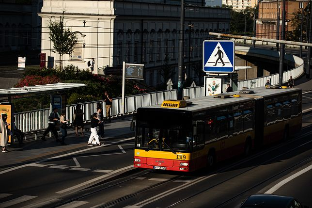 Warszawa. W związku z wakacjami zmieni się rozkład jazdy