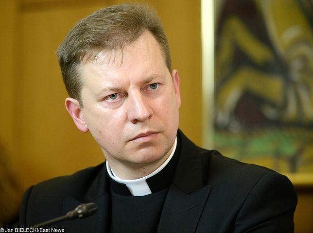 Rzecznik KEP ks. Paweł Rytel-Andrianik zabrał głos ws. profanacji obrazu Matki Boskiej Częstochowskiej w Płocku