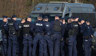 Szkolenia rekrutów w policji we własnym zakresie