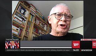 """Michał Boni wspiera Strajk Kobiet. """"Ze strony rządzących nie ma woli rozmawiania"""""""