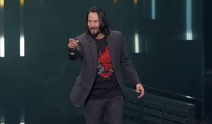 55-letni Keanu Reeves w nowej polskiej grze komputerowej Cyberpunk 2077. Dojrzałość jest nową młodością