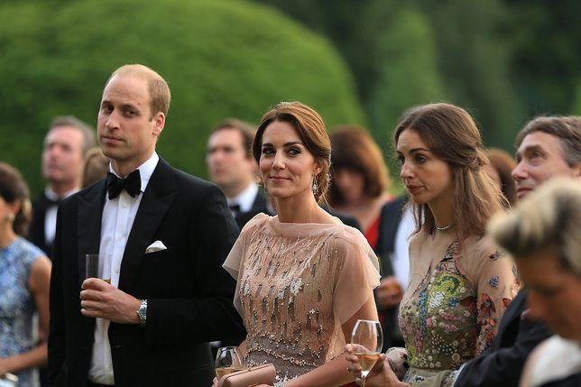 Rose Hanbury była przyjaciółką Kate Middleton