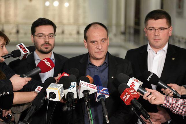 """Kukiz'15 chce """"stanu spoczynku"""" dla posłów. """"Wpisuje się w koncepcje reformatorskie PiS"""""""