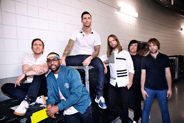 Zespół Maroon 5 wystąpi w Polsce