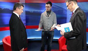 Maciej Wróbel twierdzi, że nie wróci do dziennikarstwa