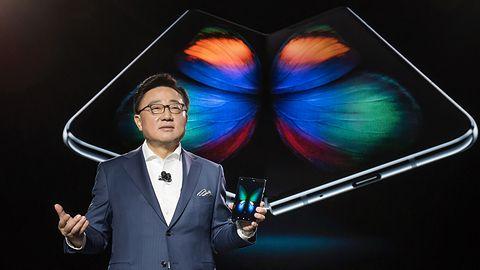 Galaxy Fold to tylko początek. Samsung pracuje nad kolejnymi składanymi smartfonami