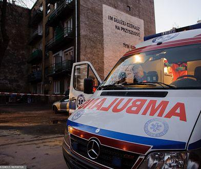 Kobieta zaatakowała ratowników. (Zdjęcie ilustracyjne)