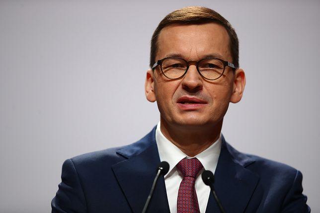 Koronawirus w Polsce. Premier Morawiecki zapowiedział ponaglenie KE ws. szczepionek