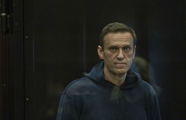 Aleksiej Nawalny przed sądem