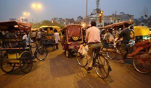 Indie - problemy rowerzystów