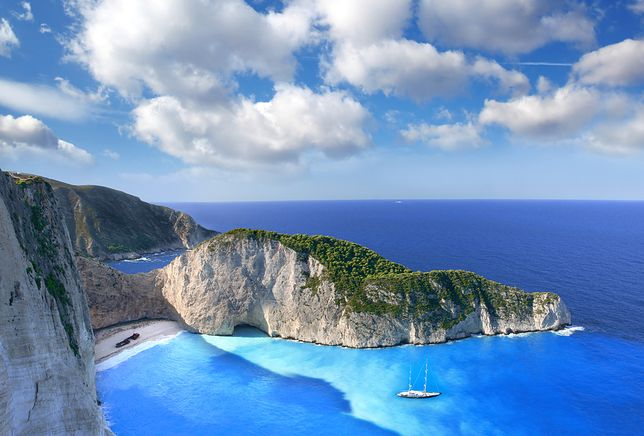 Wakacje w Grecji - Zakynthos