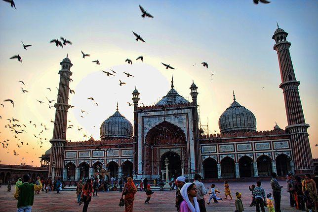 Indie,Dehli