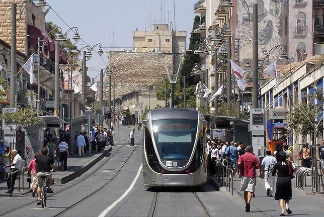 """MSZ wydał w piątek 8 grudnia rekomendację """"nie podróżuj"""" dla wybranych miejsc w Izraelu."""
