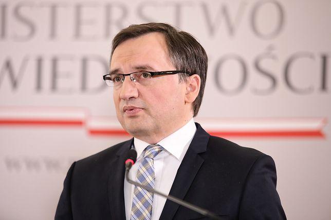Zbigniew Ziobro wystąpił do SN o kasację wyroku