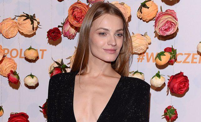 Anna Jagodzińska jedna z najpopularniejszych modelek w świecie mody