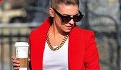 """Kasia Tusk najlepiej ubraną blogerką według """"Vanity Fair"""""""