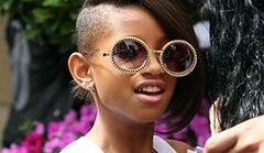9-letnia córka Willa Smitha trendsetterką?