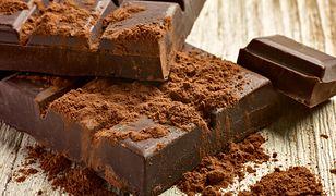 Domowej roboty gorzka czekolada. Kuchnia z tysiąca i jednej nocy