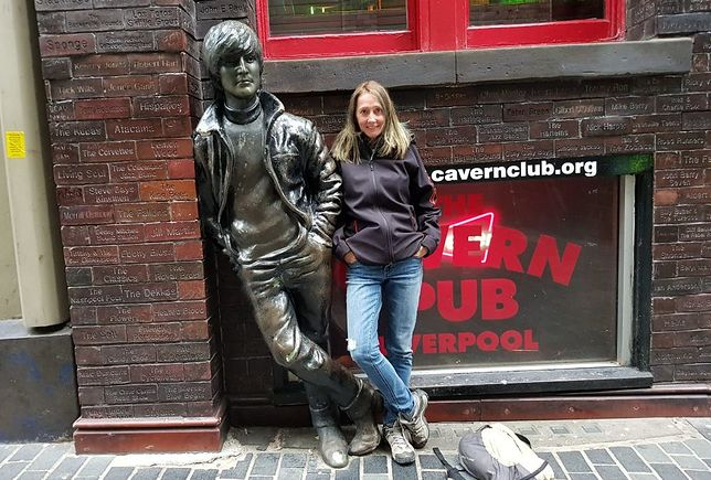 The Beatles Polska: Blondynka w Liverpoolu - audycja Beaty Pawlikowskiej