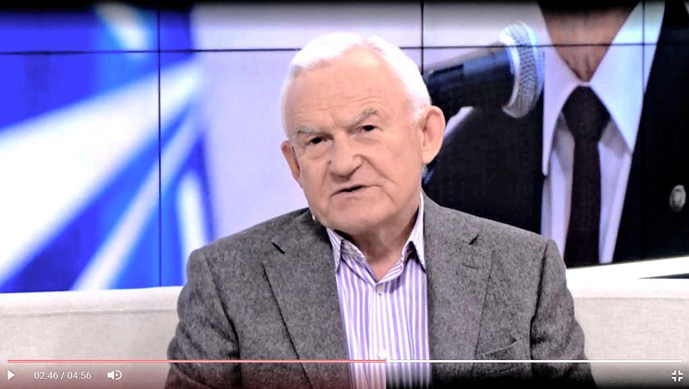 Leszek Miller w telewizji WP: upewniłem się, że głównym celem tej komisji jest pogrążenie Hanny Gronkiewicz-Waltz