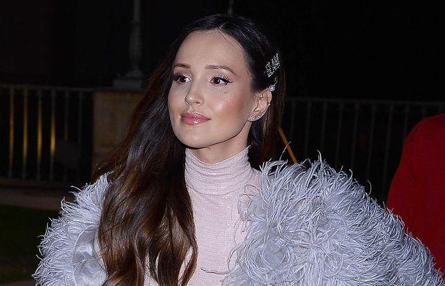 Marina Łuczenko-Szczęsna zachwyciła fanów filmikiem na Instagramie.