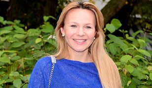 Anna Guzik pozuje z dziećmi. Aktorka zauważyła niepokojącą zmianę