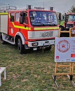 Dzięki polskiemu strażakowi kupili wóz strażacki. Wyślą go do Afryki