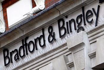 Nacjonalizacja i sprzedaż banku hipotecznego B&B
