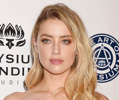Amber Heard wraca na salony