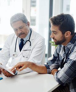 Rak prostaty. Choruje na niego co piąty mężczyzna cierpiący na chorobę onkologiczną