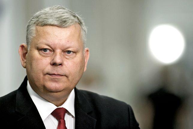 Marek Suski nie wycofał się ze słów o Kaczyńskim