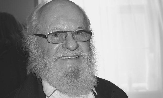 Zmarł w wieku 84 lat