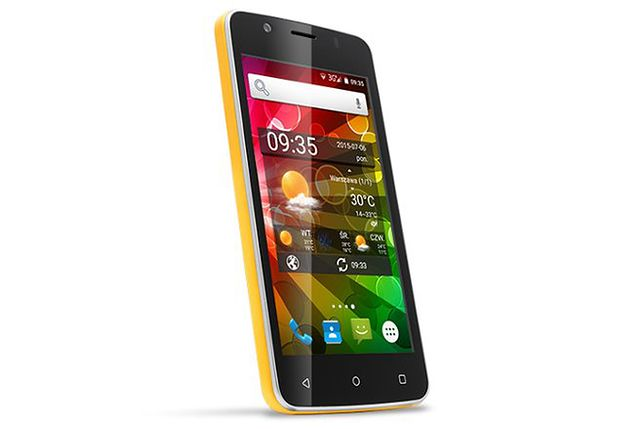 myPhone Fun 4 - tani smartfon z Androidem 5.1 Lollipop