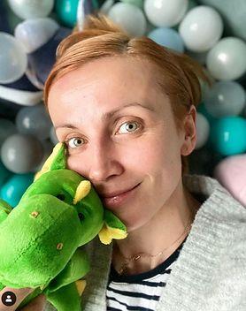 #ByłoWarto. Katarzyna Zielińska: Dopiero będąc w ciąży, nauczyłam się szacunku do swojego ciała