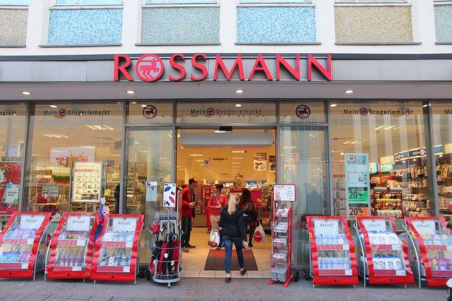 """Rossmann promocja 2+2 gratis """"Ciało, włosy i paznokcie pięknie od nowa"""""""