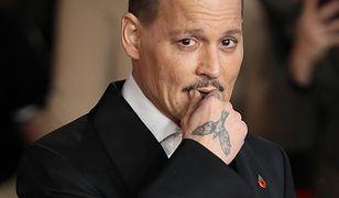 Johnny Depp martwi się o zdrowie syna