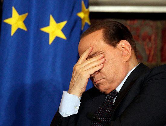 Burza po słowach Berlusconiego na temat Fiata
