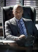 Colin Salmon w ''Limitless''