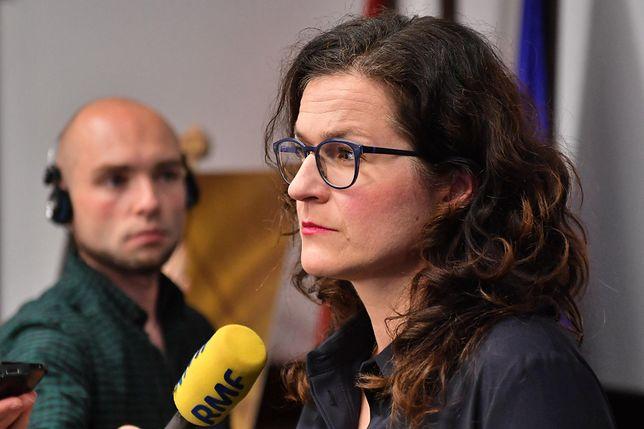 Aleksandra Dulkiewicz złożyła zawiadomienie ws. ostrych słów Andrzeja Gwiazdy