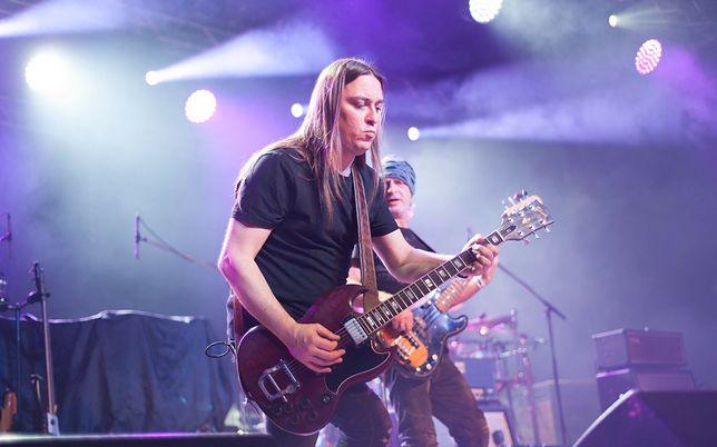 Zespół Cree (fot .East News)
