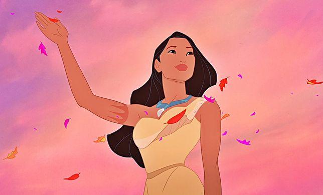 """Film """"Pocahontas"""" ukazał się w 1995 roku"""