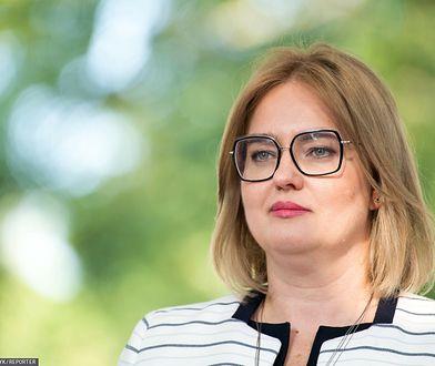 """Magdalena Adamowicz o Tusku i TVP. """"Każdy, kto bierze udział w szczuciu, ma krew na rękach"""""""