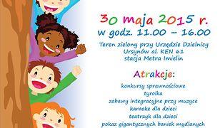 Dzień Dziecka w Warszawie. Przegląd imprez